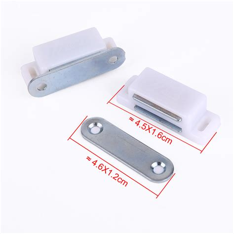 medicine cabinet magnetic latches 20 pcs heavy duty 6kg magnetic door drawer cabinet