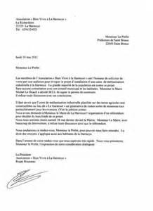 Modeles De Lettres De Sollicitation Le De Lettre Demandes