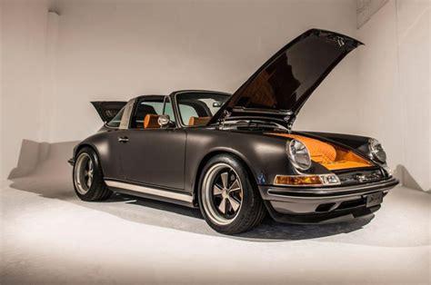 Singer Porsche Wiki by Enth 252 Llt Singer Vehicle Design 180 S Porsche 911 Targa