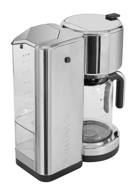 hobbs cm7000s 8 cup coffeemaker stainless steel ebay