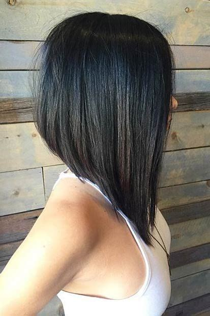long bob angled hairstyles graduated layers 20 daily graduated bob cuts for short hair graduated bob
