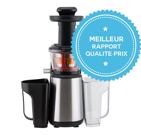 Blender Jus comparatif extracteur de jus ou centrifugeuse ou blender