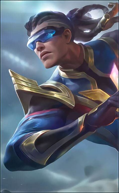 daftar wallpaper skin hero mobile legends hd terbaru