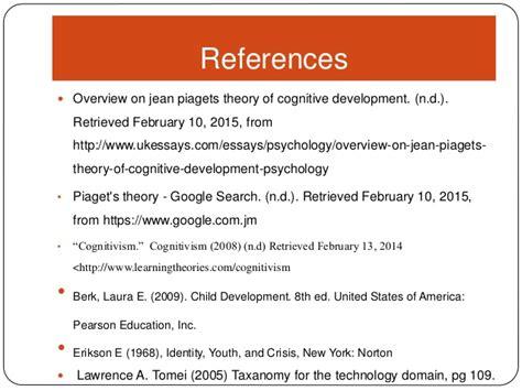 Jean Piaget Essay by Piaget Essay Cognitive Development Heladosir