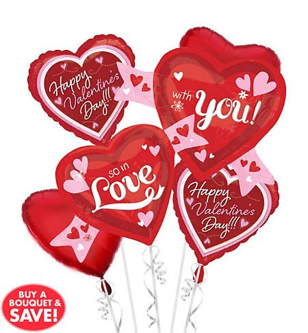 valentines day balloons s day balloons balloon bouquets city