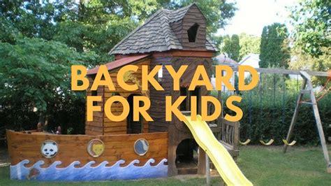 fun backyard ideas for kids backyard ideas for kids backyard fun ideas youtube gogo papa