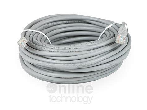 Kabel Data Rj 45 kabel utp rj45 rj45 20m onlinetechnology