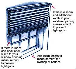 How To Measure Blinds Outside Mount Measure The Opening Width If There Is Room Add At Least