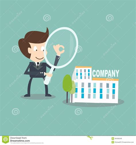 intern in a company audit company management royalty free
