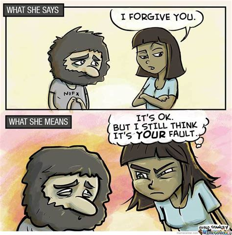Ts Demons Damn Forgiveness i forgive you by pablostanley meme center