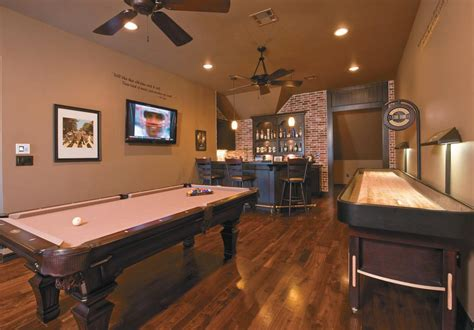 Interior Colors That Sell Homes by Game Rooms