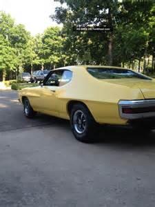 Pontiac Lemans 1971 1971 Pontiac Lemans Sport 6 6l