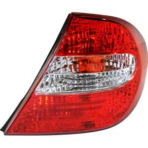 2002 Toyota Camry Light Replacement Light For 2002 2004 Toyota Camry Passenger Side Ebay