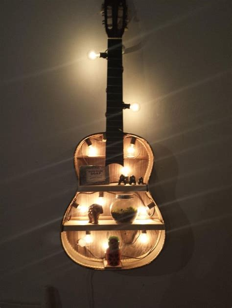 Rock And Roll Home Decor 1000 images about re scape recycled musical instruments