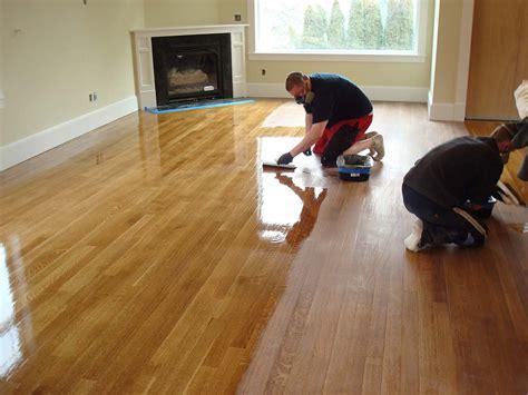 Hardwood Floor Refinishing Products O Que Fazer Para Deixar O Piso De Madeira Novo Arquidicas