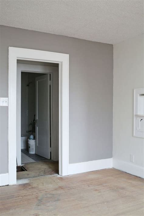 hallway color ideas worn and weathered tin by benjamin paint colors