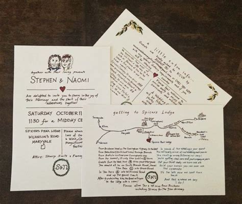 wedding invitations south australia a beautifully australian wedding modern wedding