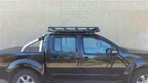 Nissan Navara Roof Bars D40 Nissan Navara 4dr Ute Dual Cab D40 St St X 11 05 To 06