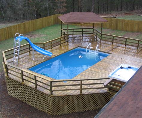 ground pools   recommended