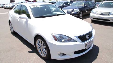 2010 lexus is 250 jdm 2010 lexus is 250 walk around magnussen s lexus of fremont