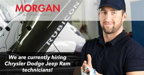 is chrysler hiring we are hiring chrysler dodge jeep ram technicians