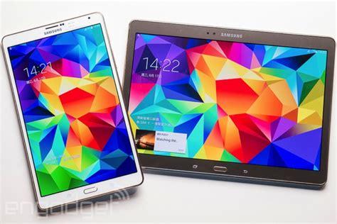 Hp Samsung Tab 4 Di Taiwan 三星 galaxy tab s 10 5 與 8 4 在台發表 20 日開放體驗 中文動手玩