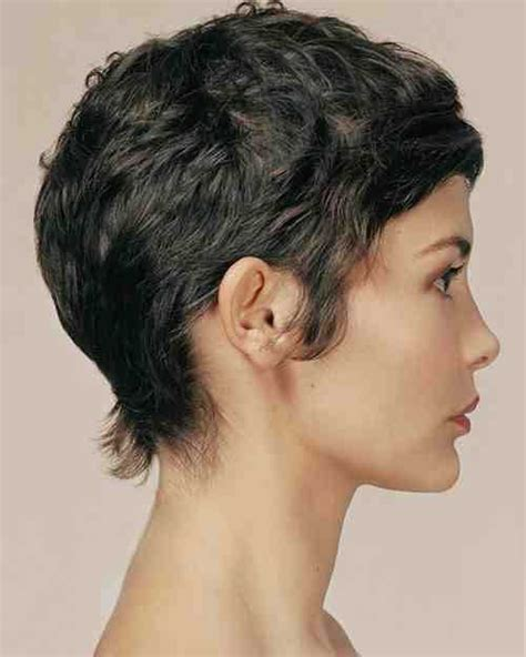 pixie cut from the back 15 pixie cut back view pixie cut 2015