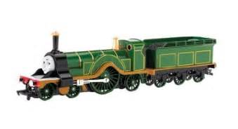 Thomas the tank engine emily wooden railway engine vehicle pictures to