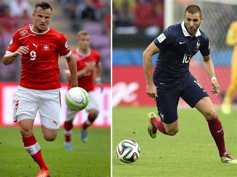 Brasil Vs Suiza Todo Deporte En L 205 Nea Francia Vs Suiza Mundial Brasil