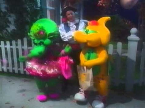 youtube barney and friends halloween party barney s part 3