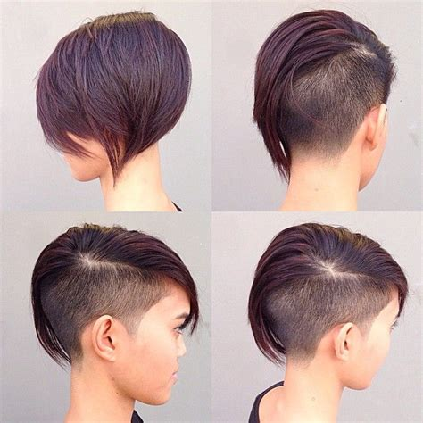 how to cut a bubble cut hair style best 25 undercut pixie cut ideas on pinterest undercut