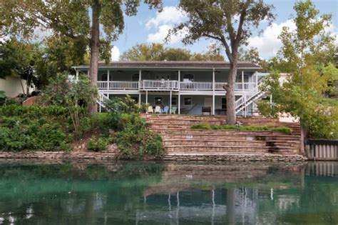 Cabins On Comal River by Comal River Cottages 405 The Best Place To Stay On The