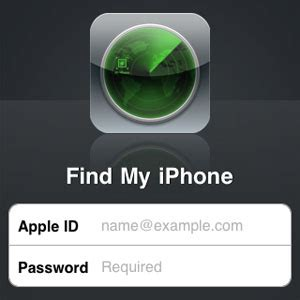 Find App Find My Iphone The Iphone Faq