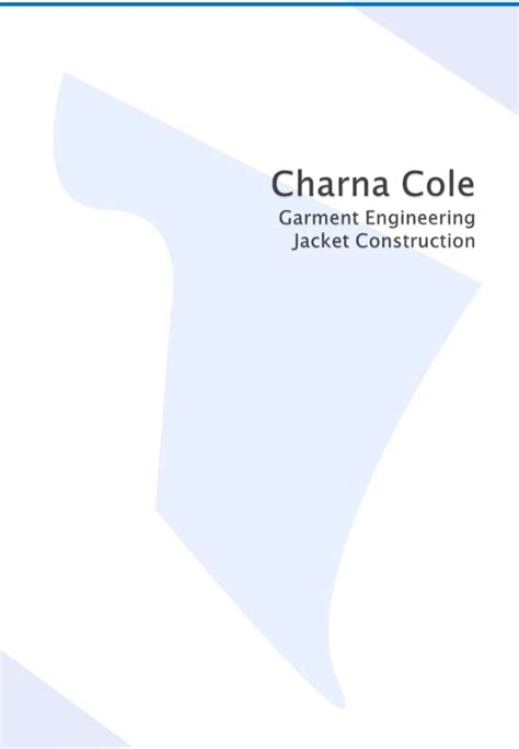 garment pattern engineering garment engineering booklet