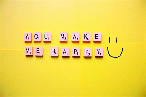 Make Me Happy What Makes Me Happy Quotes Quotesgram