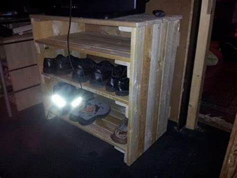 wooden pallet shoe rack ideas pallet wood projects 8 diy pallet projects with