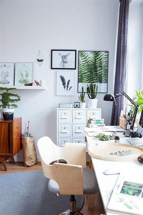 Ikea Arbeitszimmer Inspiration by 613 Besten Home Workspaces Bilder Auf B 252 Ros