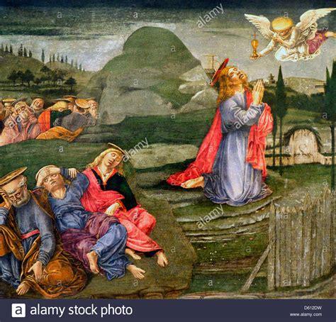 garten gethsemane ltd jesus in the garden of gethsemane being ministered