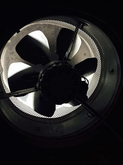 gable attic fan installation fan installation electrician services philadelphia pa