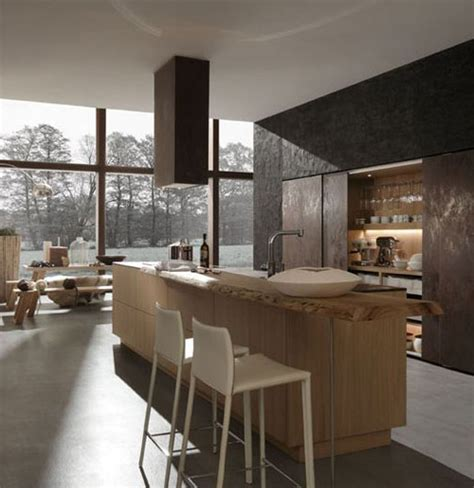 German Kitchen Design Modern German Kitchen Designs By Rational Trendy Cult Neos