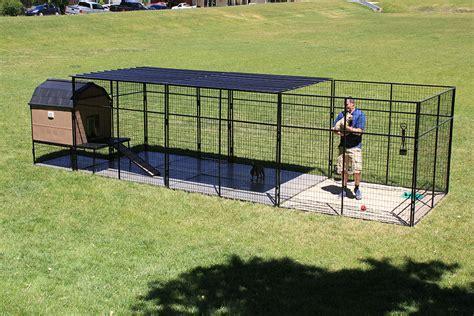 large kennels for outside k9 kennel castle