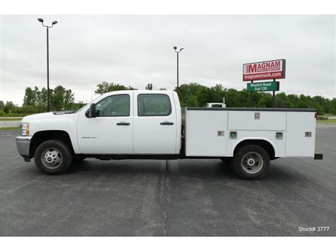 2013 chevrolet service trucks utility trucks mechanic