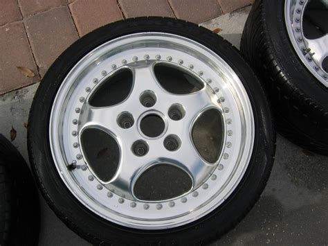 porsche oem wheels fs oem porsche 3 6 speedline wheels polished