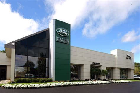 jaguar and land rover to consolidate dealerships