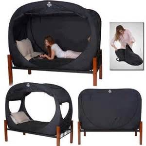 Privacy Tent Bed by Privacy Pop Bed Tent Travel And Sleep In Privacy Find