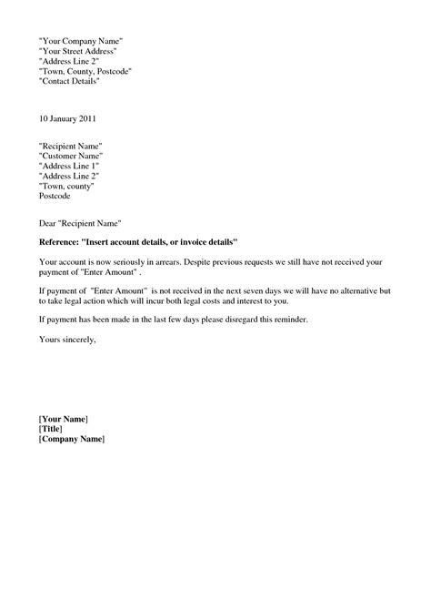 Demand Letter Threatening