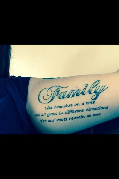love and family tattoo designs family ideas 4