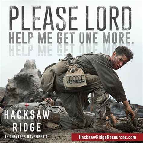 Lord Help Me Meme - 32 leadership quotes and lessons from hacksaw ridge