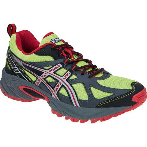 Sepatu Asics Gel Enduro wiggle asics gel enduro 9 gs shoes ss14 offroad running shoes