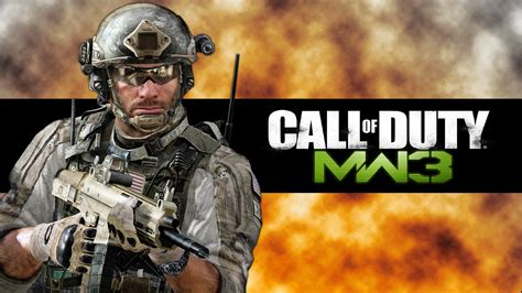 Call Of Duty Mw 3 gameplay mw3 pc increible no scope taringa